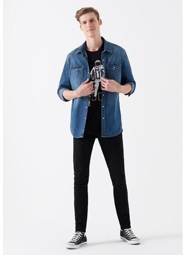 Mavi Jean Pantolon | Leo - Super Skinny Siyah